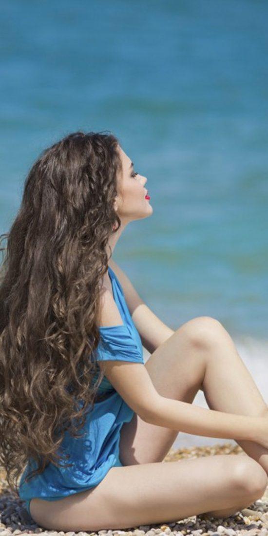 I Segreti per capelli al mare
